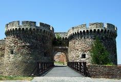 Fortaleza de Kalemegdan Fotos de Stock Royalty Free
