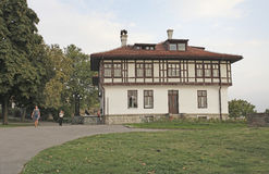 Fortaleza de Kalemegdan, Belgrado, Sérvia Imagem de Stock Royalty Free