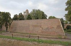 Fortaleza de Kalemegdan, Belgrado, Sérvia Foto de Stock Royalty Free