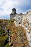 A fortaleza de Kamieniec Podolski, Ucrânia. Imagem de Stock Royalty Free