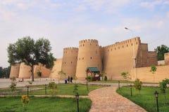 Fortaleza de Khujand (ciudadela), Tayikistán imagenes de archivo