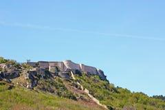Fortaleza de Knin Imagenes de archivo