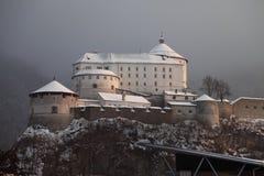 Fortaleza de Kufstein foto de archivo libre de regalías