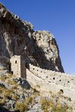 Fortaleza de la montaña Fotografía de archivo