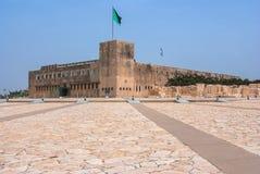 Fortaleza de Latrun. Israel. Imagens de Stock