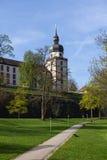 Fortaleza de Marienberg em Wurzburg, Alemanha. fotografia de stock royalty free