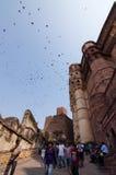 Fortaleza de Mehrangarh Imagen de archivo libre de regalías