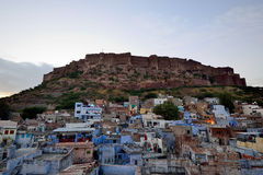 Fortaleza de Mehrangarh Fotografía de archivo
