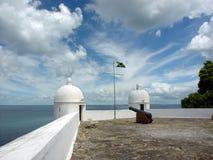 Fortaleza de Mont Serrat fotografia de stock