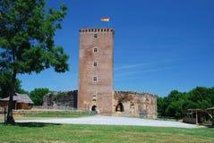 Fortaleza de Montaner Imágenes de archivo libres de regalías