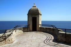 Fortaleza de Monte Carlo Fotografía de archivo libre de regalías