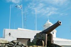Fortaleza de Montevideo fotografía de archivo