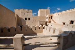Fortaleza de Nizwa Fotos de archivo