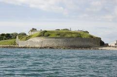 Fortaleza de Nothe, Weymouth Foto de archivo libre de regalías