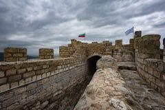 Fortaleza de Ovech, Provadia, Bulgaria Foto de archivo