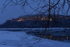 Fortaleza de Petrovaradin Imagen de archivo