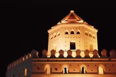 Fortaleza de Phra Sumen Imagen de archivo libre de regalías