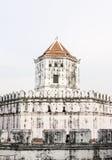 Fortaleza de Phra Sumen en Tailandia Imagen de archivo libre de regalías