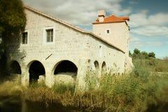 Fortaleza de piedra vieja Fotos de archivo