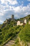Fortaleza de Pocitelj Fotografía de archivo libre de regalías