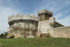 Fortaleza de Populonia Fotografia de Stock Royalty Free