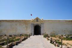 Fortaleza de Sagres (fortaleza de Sagres) Imagem de Stock Royalty Free
