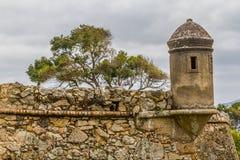 Fortaleza de Sao Jose da Ponta Grossa Stockbilder