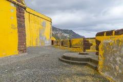 Fortaleza de Sao Tiago in Funchal Royalty Free Stock Image