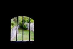 Fortaleza de Scaur, Bermudas Fotos de archivo libres de regalías