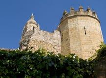 Fortaleza de Segovia Foto de archivo libre de regalías