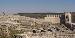 Fortaleza de Shumen Imagen de archivo