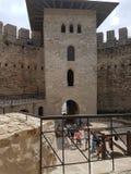 Fortaleza de Soroca Imagens de Stock Royalty Free