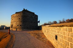 Fortaleza de Suwon Imagenes de archivo