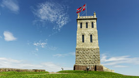 Fortaleza de Tønsberg fotos de archivo libres de regalías