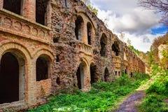 Fortaleza de Tarakanivsky Fotos de archivo libres de regalías