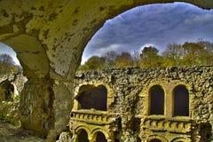 Fortaleza de Tarakanov Imágenes de archivo libres de regalías