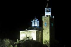 Fortaleza de Tsarevets en Veliko Turnovo Foto de archivo
