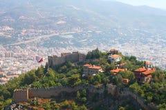 Fortaleza de Turquia Fotos de Stock Royalty Free