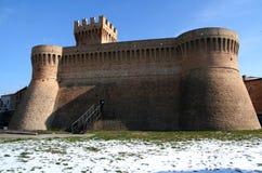 Fortaleza de Urbisaglia Imagen de archivo libre de regalías