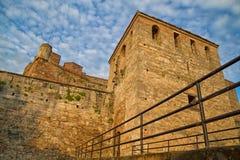 Fortaleza de Vida del bizcocho borracho Foto de archivo libre de regalías