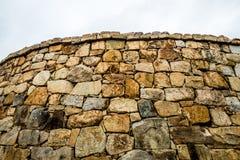 Fortaleza de Woongcheon, cidade de Changwon, Coreia do Sul Imagem de Stock