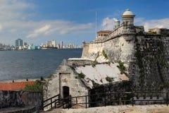 Fortaleza del EL Morro Imagen de archivo