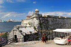 Fortaleza del EL Morro Imagenes de archivo