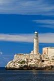 Fortaleza del EL Morro en La Habana, Cuba Fotografía de archivo libre de regalías