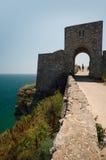 Fortaleza del mar fotos de archivo libres de regalías