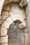 Fortaleza del Nimrod Imágenes de archivo libres de regalías