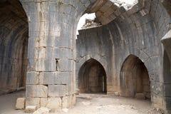 Fortaleza del Nimrod Fotografía de archivo