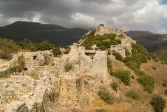 Fortaleza del Nimrod Fotos de archivo libres de regalías