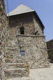 Fortaleza del otomano en Bosnia Vranduk Imágenes de archivo libres de regalías