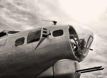 Fortaleza del vuelo B-17 Imagenes de archivo